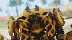 Bumblebee Skin from Transformers v2