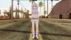 Nepgear Idol (Hyperdimension Neptunia) para GTA San Andreas