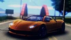 Pegassi Osiris from GTA 5