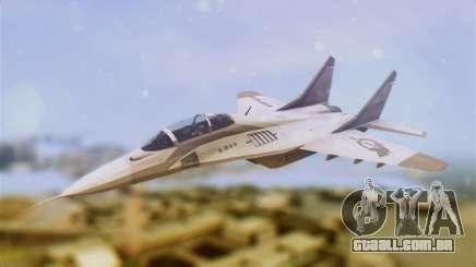 Mikoyan-Gurevich MIG-33 UPEO para GTA San Andreas