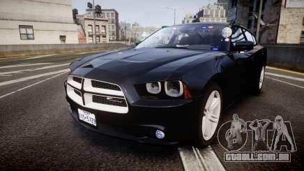 Dodge Charger SWAT Tactical Unit [ELS] rbl para GTA 4