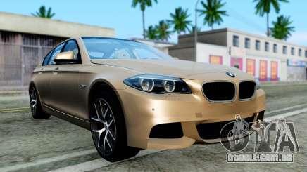 BMW M550d para GTA San Andreas