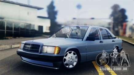 Mercedes-Benz 190E (W201) para GTA San Andreas