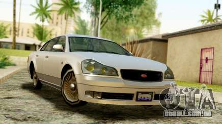 GTA 4 Intruder para GTA San Andreas