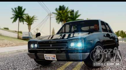 GTA 5 Vulcar Warrener IVF para GTA San Andreas