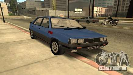 Renault 11 TXE Taxi para GTA San Andreas