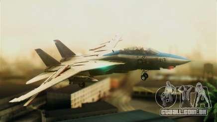 F-14D VF-213 Black Lions para GTA San Andreas