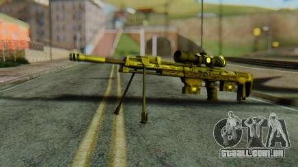 DSR50 Sniper Rifle para GTA San Andreas