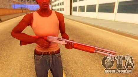 Atmosphere Shotgun para GTA San Andreas terceira tela