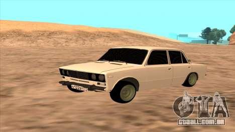CAÇADOR 2106 Ostentum para GTA San Andreas