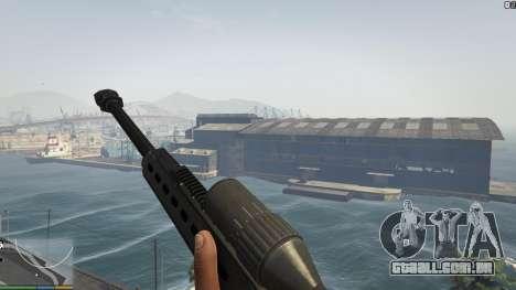 Last Shot 0.1 para GTA 5