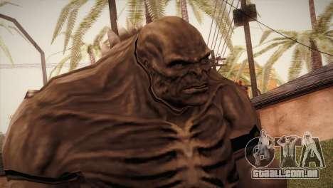 Abomination (The Incredible Hulk) para GTA San Andreas