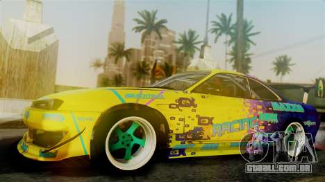 Nissan Silvia S14 Kouki Matt Faileds para GTA San Andreas
