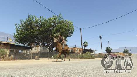 GTA 5 Ride A Deer [.NET] 0.2b quarto screenshot
