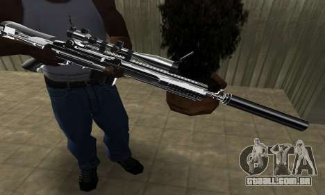 Original Sniper Rifle para GTA San Andreas