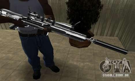 Original Sniper Rifle para GTA San Andreas