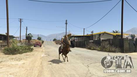 GTA 5 Ride A Deer [.NET] 0.2b terceiro screenshot