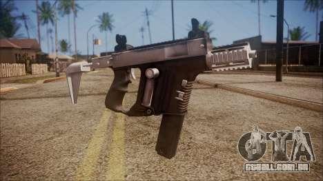K10 from Battlefield Hardline para GTA San Andreas