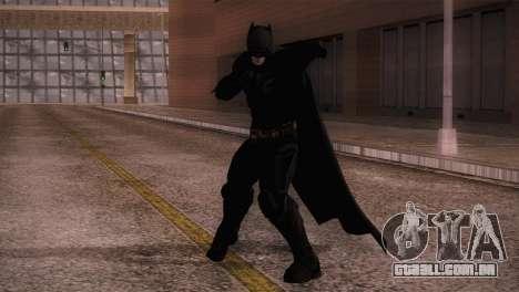 Batman Dark Knight para GTA San Andreas