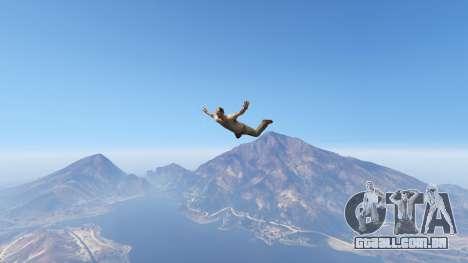 GTA 5 Superhero segundo screenshot