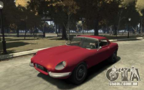 Enus Windsor Classic para GTA 4 esquerda vista