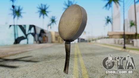 Frying Pan from Silent Hill Downpour para GTA San Andreas segunda tela