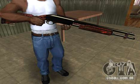 Very Big Shotgun para GTA San Andreas