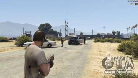 GTA 5 CFs Thompson Infernal Dragon terceiro screenshot