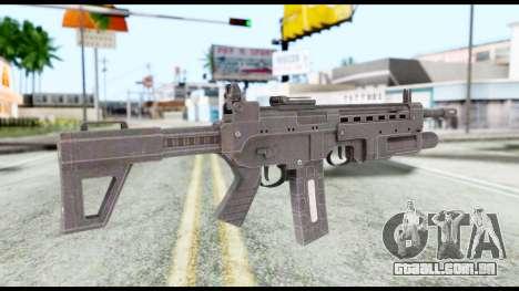M4 from Resident Evil 6 para GTA San Andreas segunda tela