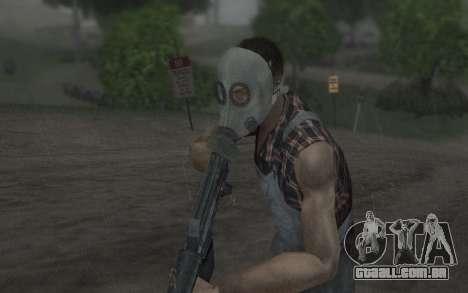 A máscara Virtus para GTA San Andreas terceira tela