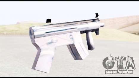 MP5-K from GTA Vice City para GTA San Andreas segunda tela
