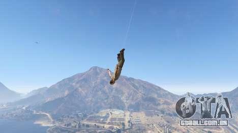 GTA 5 Superhero quarto screenshot