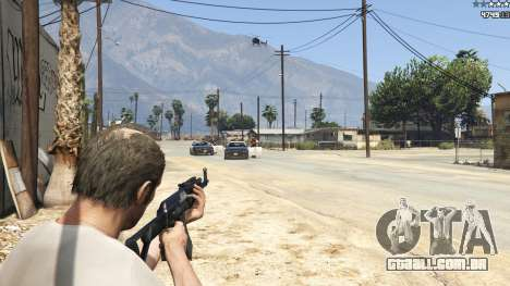 GTA 5 Real Life Mod 1.0.0.1 sétima screenshot