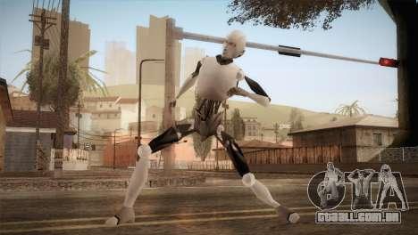 I am a Robot Skin para GTA San Andreas