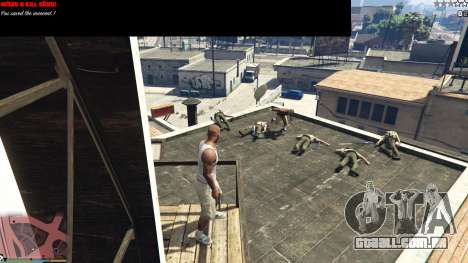 GTA 5 Last Shot 0.1 quinta imagem de tela