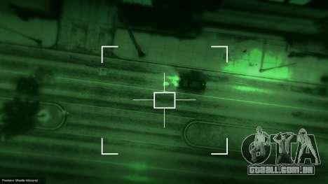 MW2 Predator Missile 1.1 para GTA 5