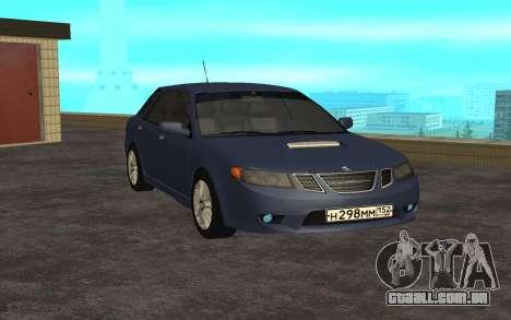 SAAB 9-2 Aero para GTA San Andreas