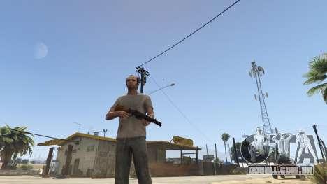 GTA 5 Mob of the Dead Blundergat segundo screenshot