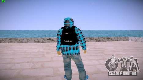 Latinos para GTA San Andreas segunda tela