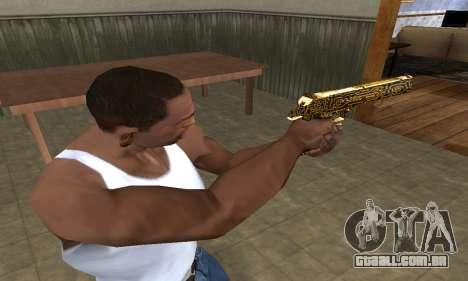 Microshem Deagle para GTA San Andreas segunda tela