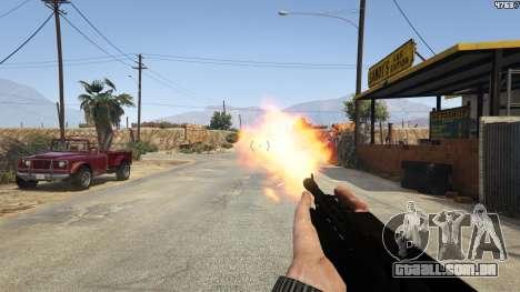 GTA 5 SPAS 12 2.0 sétima screenshot