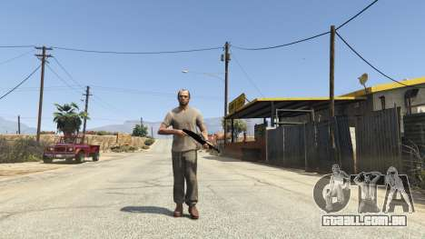 GTA 5 SPAS 12 2.0 segundo screenshot