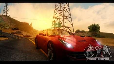 MAC_True ENB [0.248] para GTA San Andreas oitavo tela