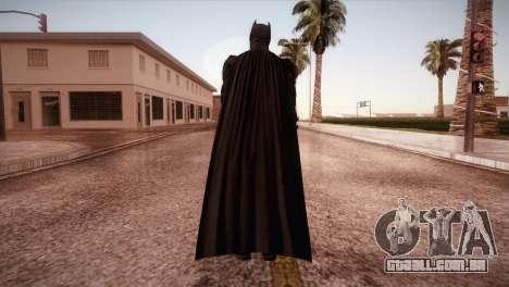 Batman Dark Knight para GTA San Andreas terceira tela