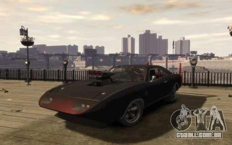 Dukes Impulse Daytona Tuning para GTA 4