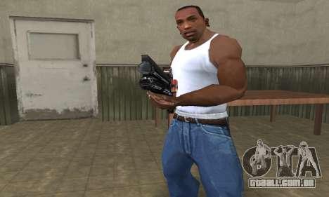 Shotgun HD para GTA San Andreas segunda tela