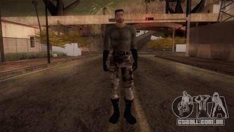 Arnie from GTA Vice City para GTA San Andreas segunda tela