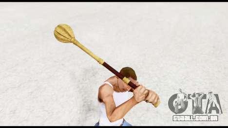 Mace para GTA San Andreas terceira tela