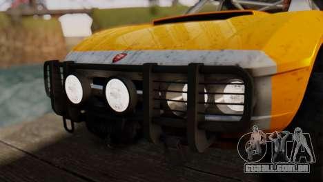 Coil Brawler Gotten Gains para as rodas de GTA San Andreas