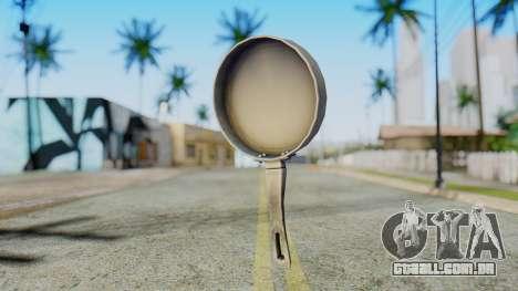 Frying Pan from Silent Hill Downpour para GTA San Andreas